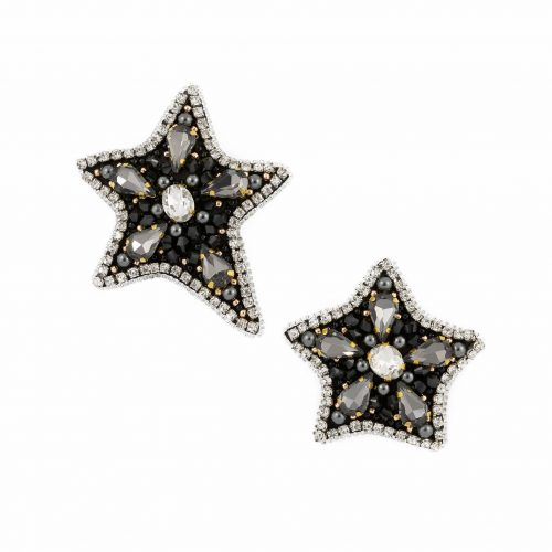 Star Brooch Set