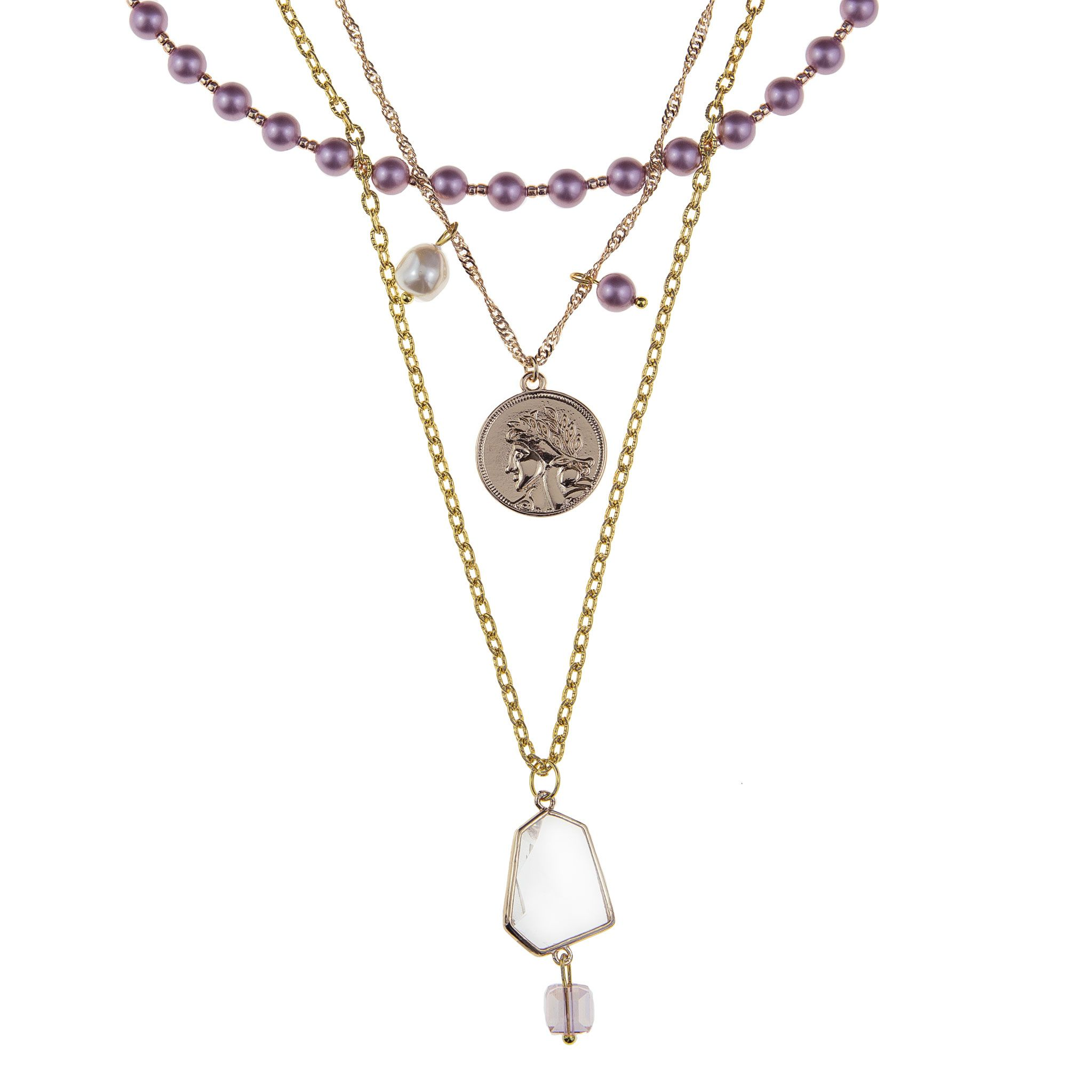 Layered Necklace